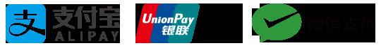 銀聯, Alipay, WechatPay